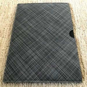Chilewich laptop sleeve - NEW